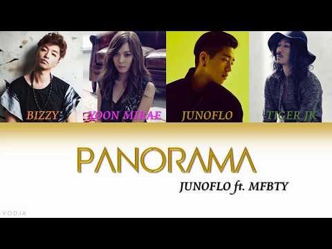 Junoflo (주노플로) - Panorama (ft. Bizzy, Tiger JK & Yoonmirae 윤미래) [HAN|ROM|ENG Color Coded Lyrics]