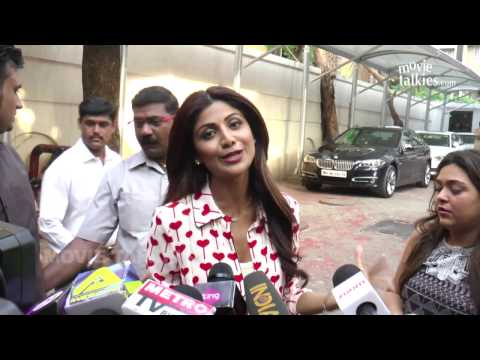 Shilpa Shetty & Raj Kundra's Son VIaan's Birthday Party 2016