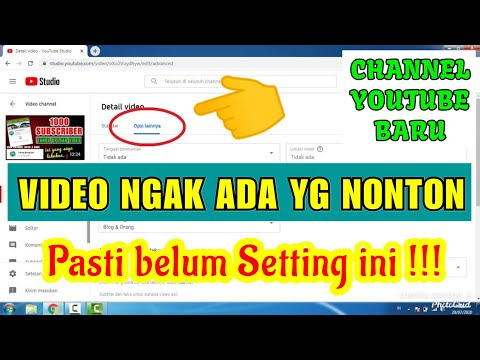 Langkah-langkah cara membuat album di movie maker..