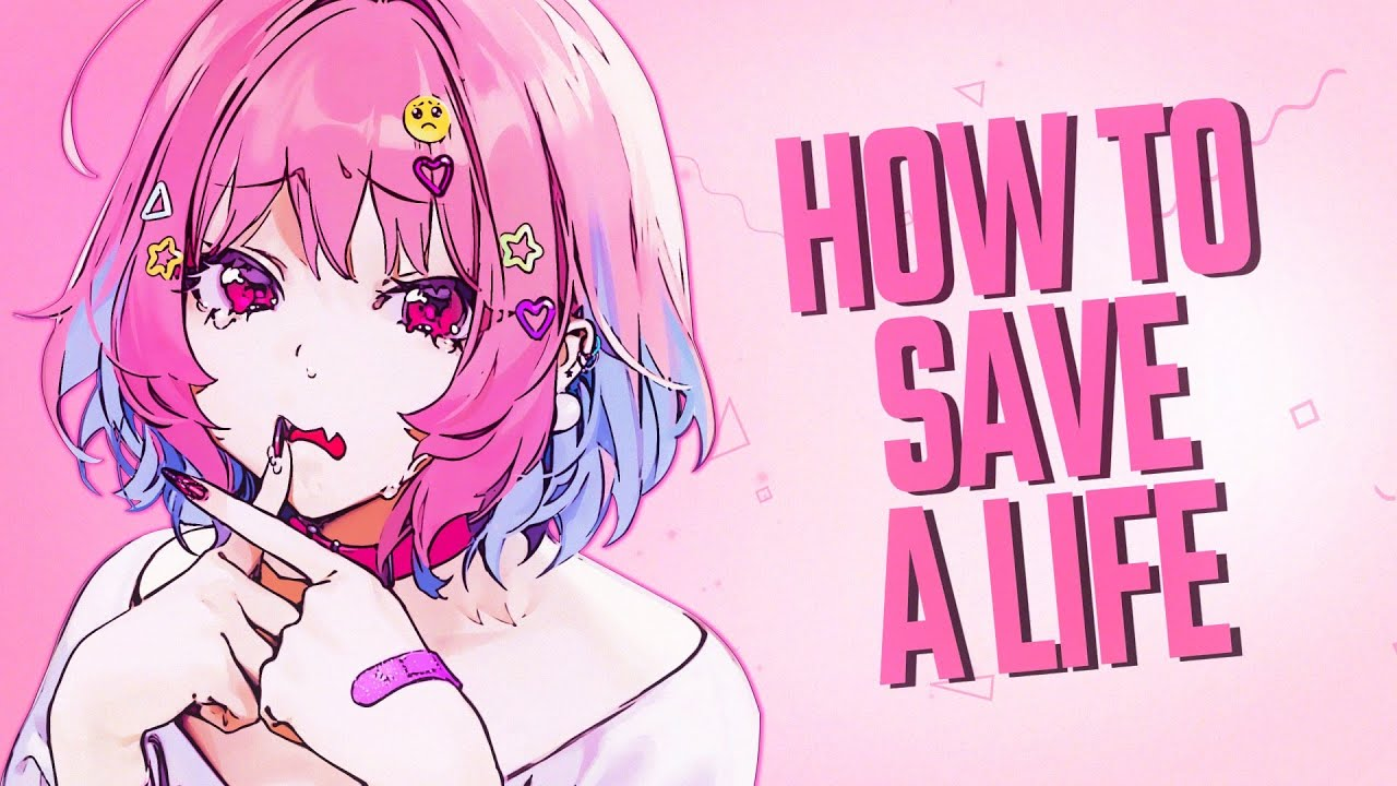 Nightcore - How To Save A Life | The Fray (Lyrics)