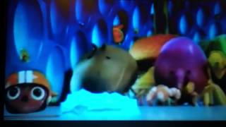 Cloudy With A Chance Of Meatballs 2 - Food Fight