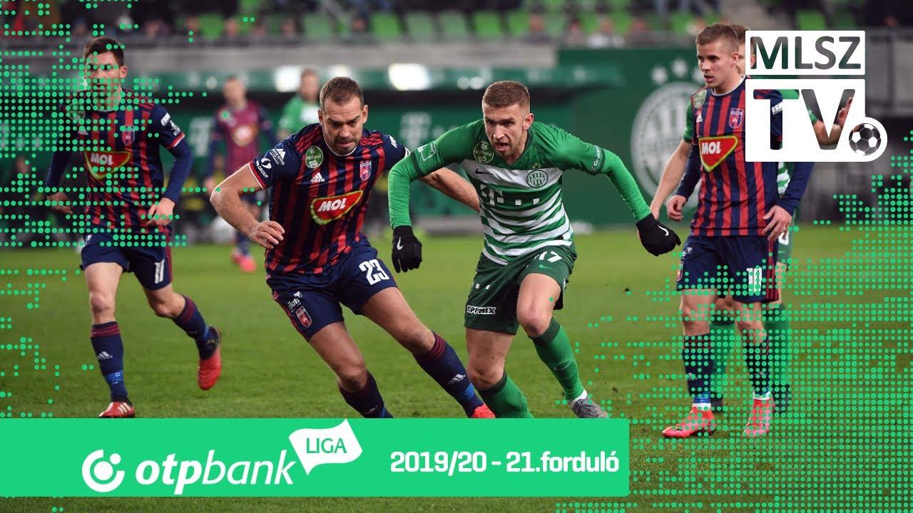 Ferencvárosi TC – MOL Fehérvár FC | 1-0 | (0-0) | OTP Bank ...