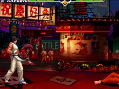 king of fighters Mugen FULL GAME DOWNLOAD!!! - YouTube
