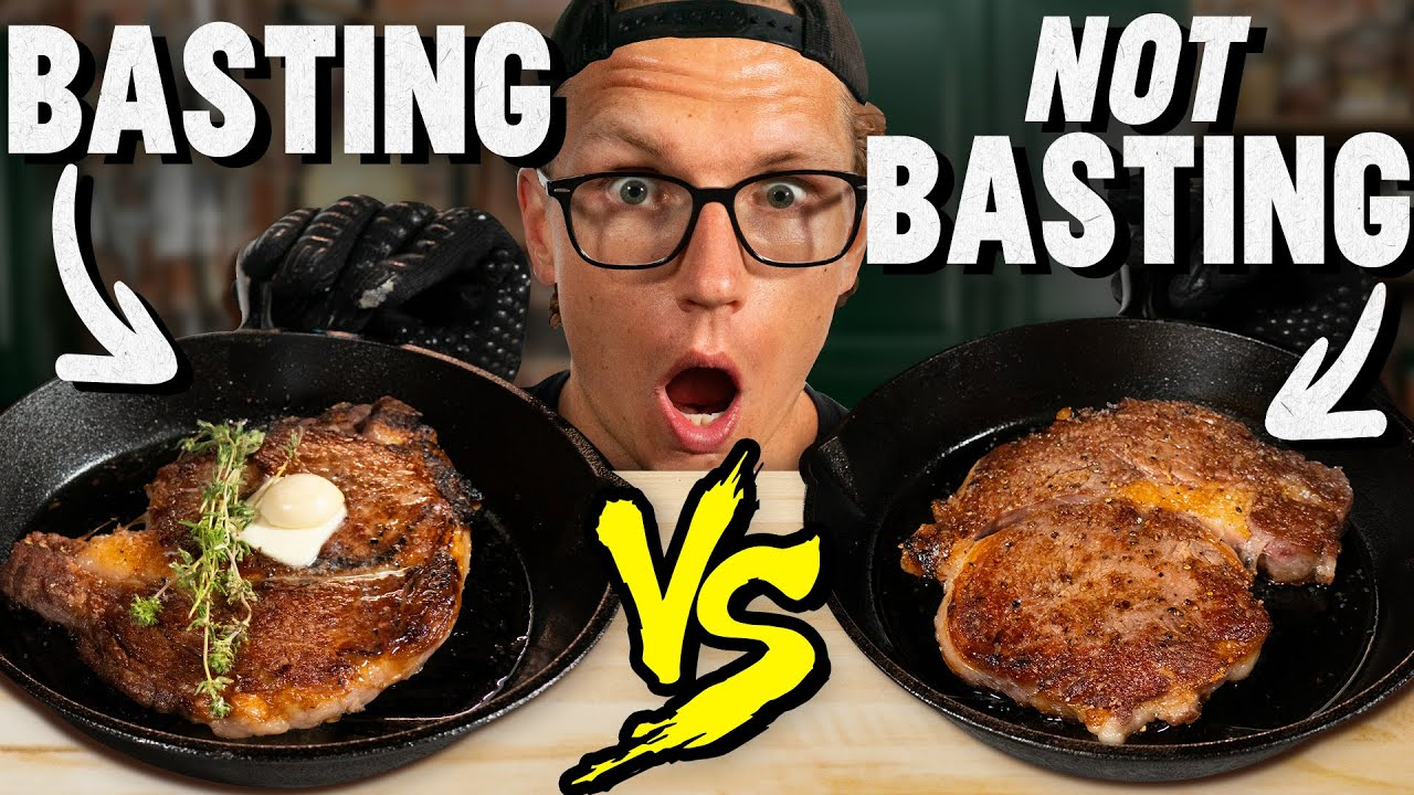 Busting Steak Myths (How To Make The BEST Steak)
