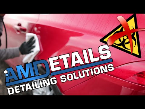 How To - Decontaminate Your Vehicle Paintwork - Tar, Iron & Clay Bar