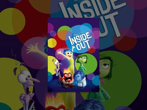 腦筋急轉彎  Inside Out