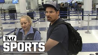 Andy Ruiz Movie Role Ain't For Me, Says 'Ant-Man' Star Michael Pena | TMZ Sports