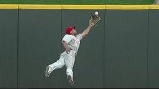MLB 2013 Best Catches Of The Year