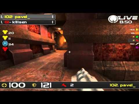 QuakeLive's Classics #16. Pavel - k1llsen (125 FPS March League)