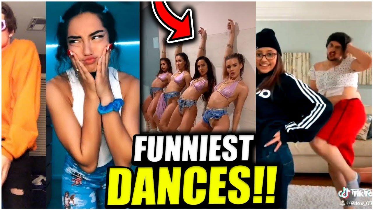 Funny TikTok Dances (PART 1)