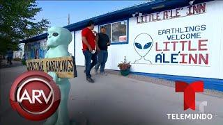 Área 51: Fanáticos de los extraterrestres están listos para descubrir la verdad | Telemundo