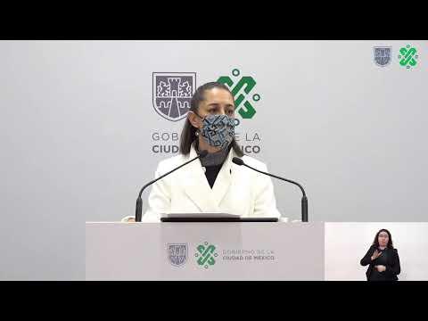 Videoconferencia de prensa 30/12/2020