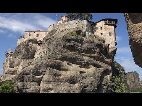 Meteora, Greece in 4K (Ultra HD)