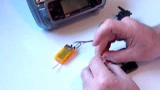 Binding The Spektrum 2.4Ghz radio System