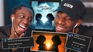 DESTINED FOR GREATNESS - REACTIONS!!!