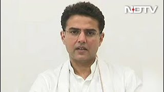 """""""Was Offended And Hurt By Name-Calling,"""" Sachin Pilot Tells NDTV"""