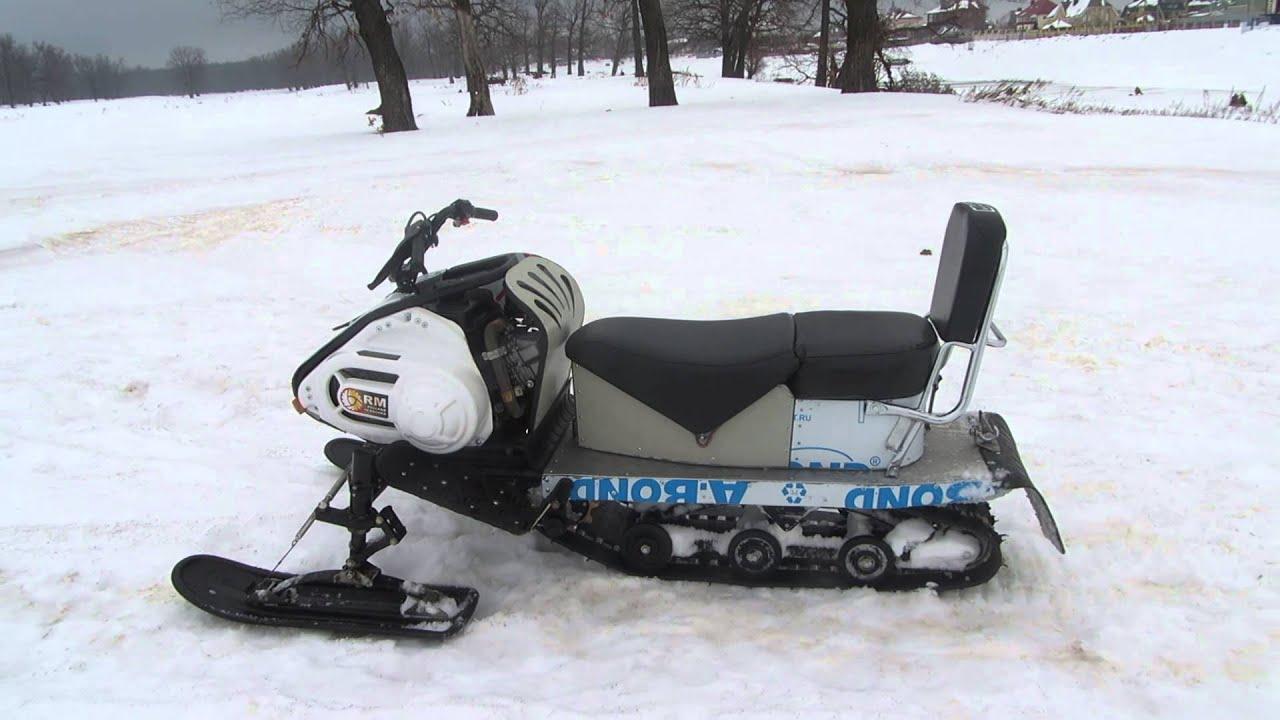 Рыбинка снегоход инструкция