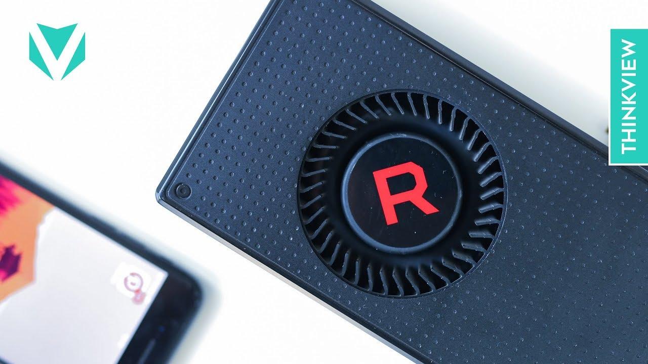PC Cao Cấp Tối Ưu với AMD VEGA 56 và Ryzen 1700x
