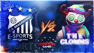FORTNITECUP SERIE A - THE CLOWNS  vs EXTREME (PS4)