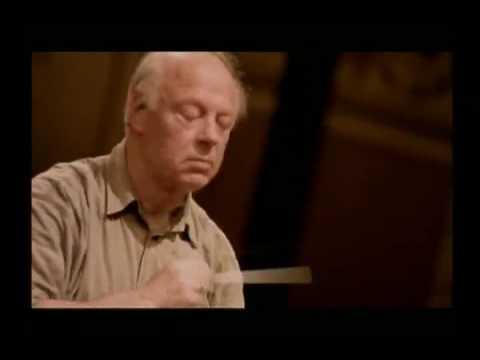 Bernard Haitink répète la Sixième de Mahler avec la Philharmonie de Berlin