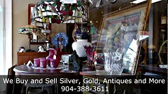 Always Buying Antiques / Yours truly of Jacksonville Florida