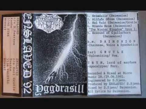 Enslaved - Yggdrasill (Full Demo) thumb