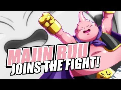 DRAGON BALL FighterZ - Majin Buu Character Trailer | X1, PS4, PC