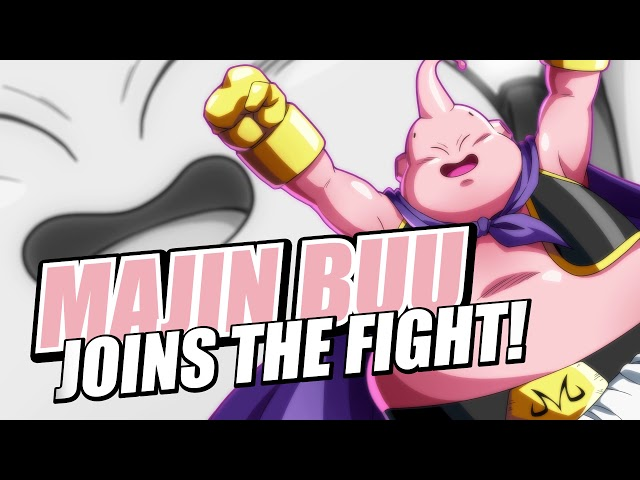 DRAGON BALL FighterZ - Majin Buu Character Trailer | X1, PS4, PC