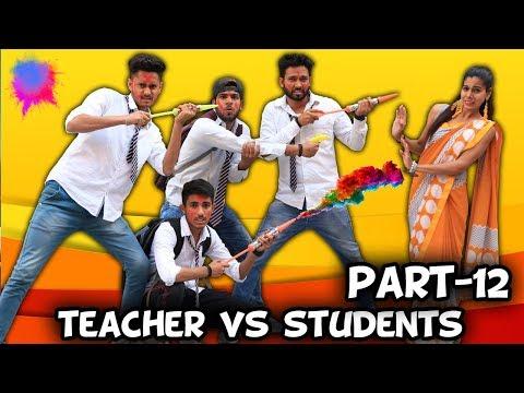 TEACHER VS STUDENTS PART 12 | BakLol Video |