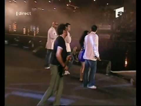 3rei Sud Est si Nadia Ali -- Somthing to lose (Live! - Callatis 2007)