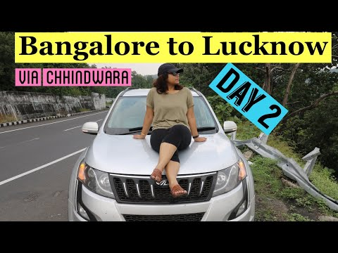 bangalore-to-lucknow-via-chhindwara---day-2-(11th-oct-2020)-|-road-trip-unlock-5.0-|-travel-with-pet