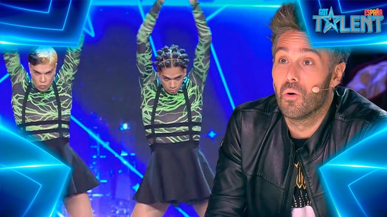 Download El GRITO contra la HOMOFOBIA de estos dos bailarines | Audiciones 2 | Got Talent España 7 (2021)