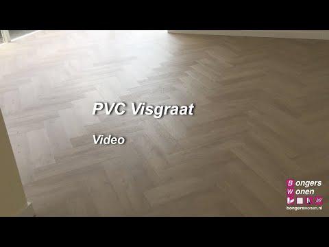 PVC Visgraat (glue down) bij Bongers Wonen
