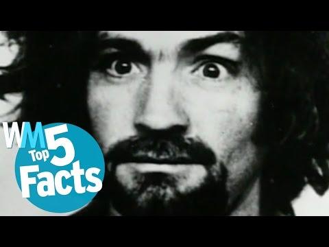 Top 5 Disturbing Charles Manson Facts