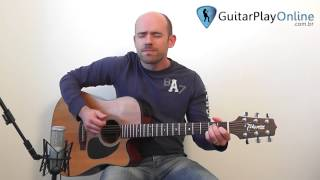 Get Lucky (daft Punk) - Acoustic Guitar Solo Cover (violão Fingerstyle)
