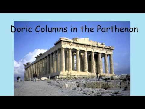 Greek Architecture Movie - 3rd grade