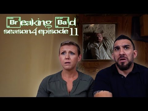 Breaking Bad Season 4 Episode 11 'Crawl Space' REACTION!!