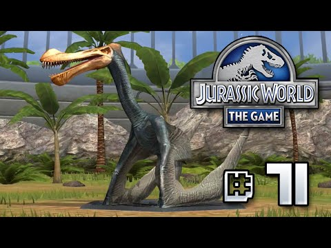 Flying Hybirds!! || Jurassic World - The Game - Ep 71 HD