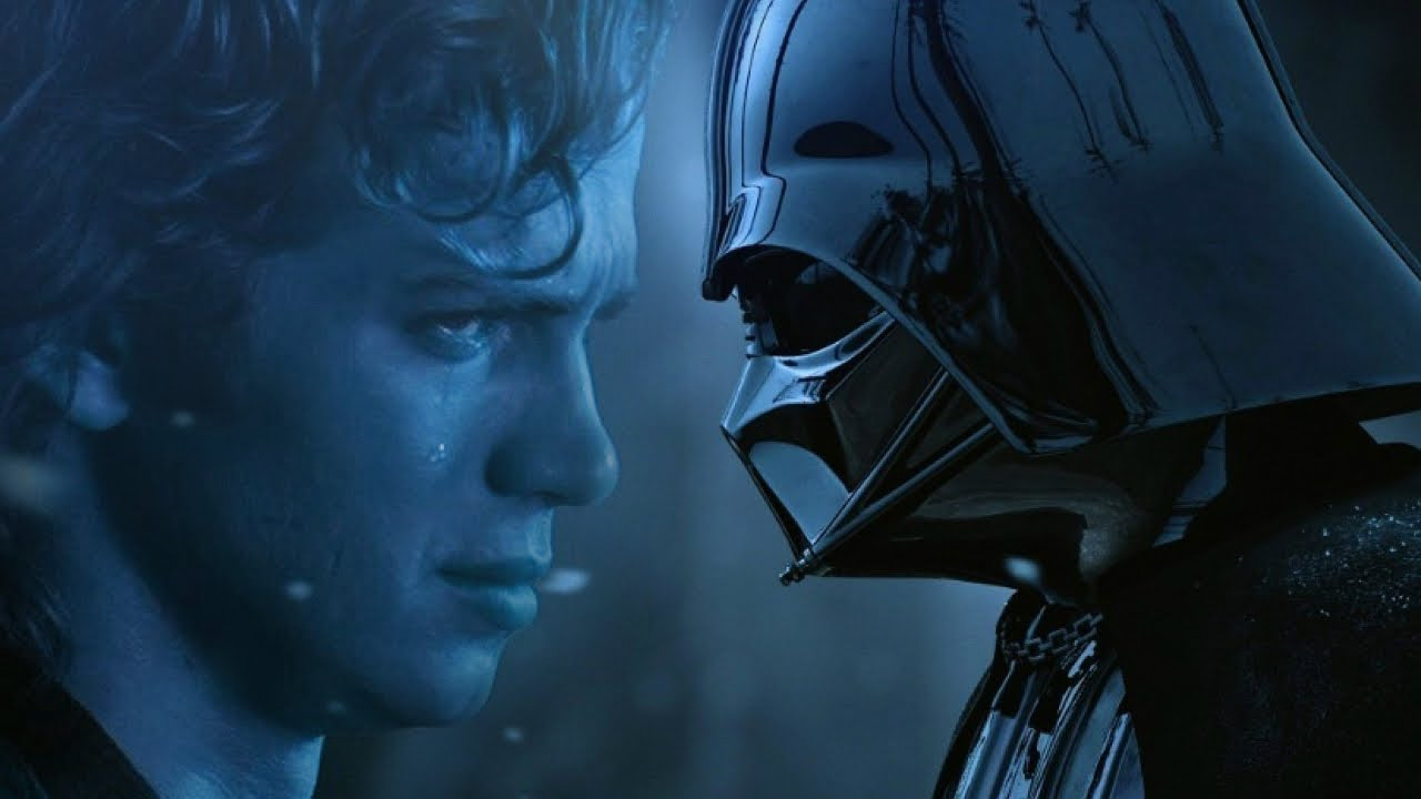 the downfall of darth vader Finally we have a few more facts to help us fill in the blanks before the movie hits  theaters in december namely: vader's back.