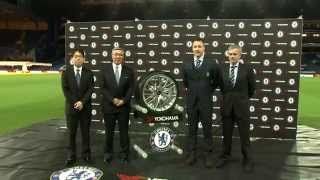 Chelsea: Yokohama Rubber to become Chelsea FC's Official Shirt Partner