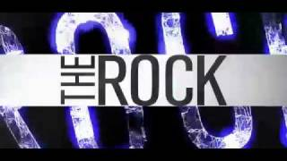 The Rock (2011) New Titantron Entrance HD