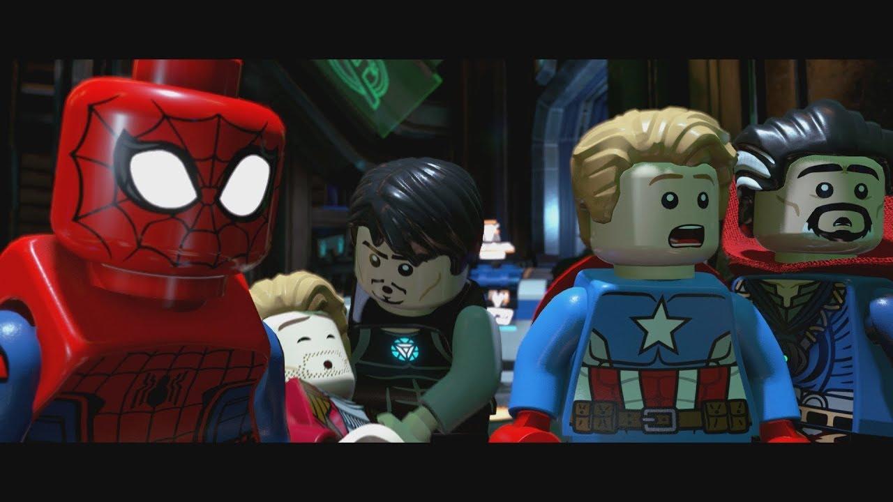LEGO Marvel Super Heroes 2 - L...