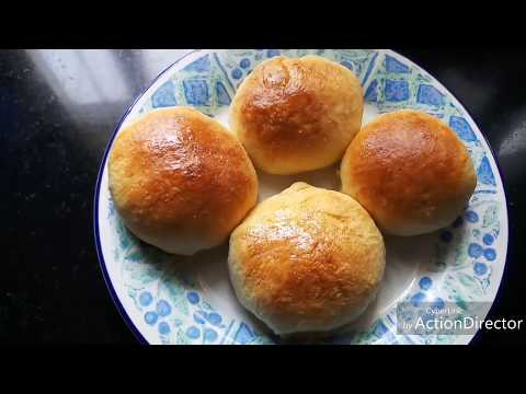 Home made Pizza Buns from scratch| Eggless| Easy|   (Recipe # 239)