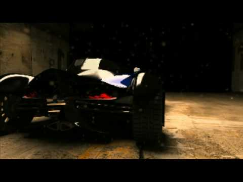 BMW Concept Car Design Reel -limelight By Apparat