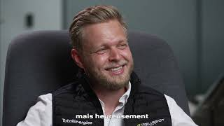 Get to know Kevin Magnussen?