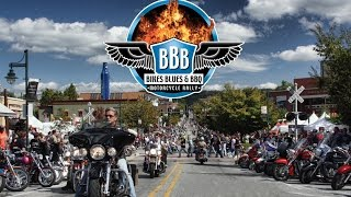 Bikes Blues BBQ Rally 2016