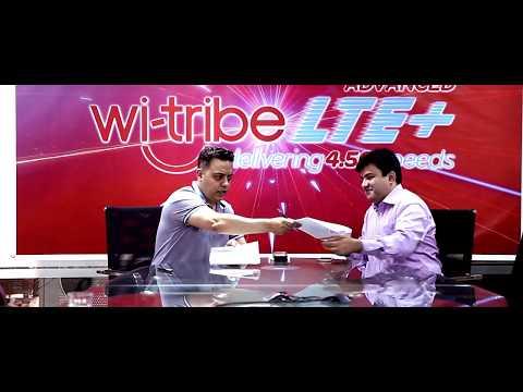 Wi-tribe Pakistan And PASHA MoU Signing