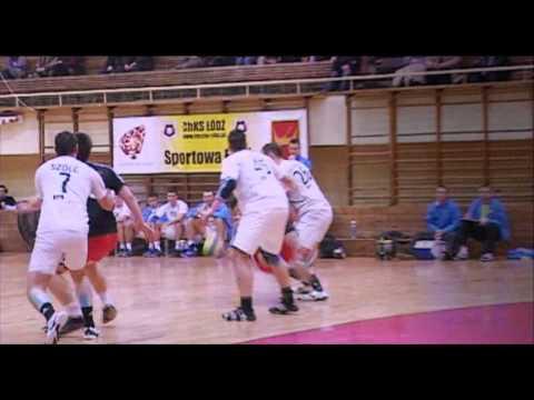 ChKS Łódź - Handball NMC Powen Zabrze 26:27 (11:16)  [26.01.2011] 720p