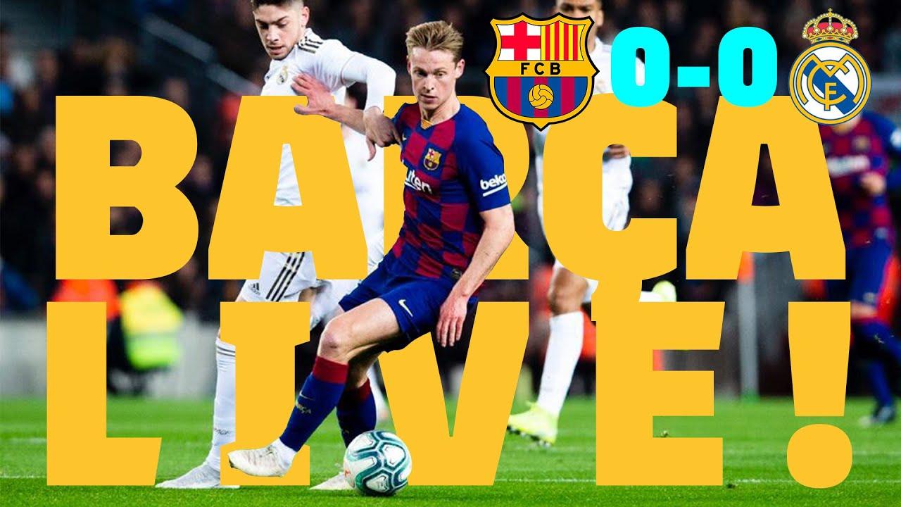 Барселона реал мадрид 5 0 смотреть hd