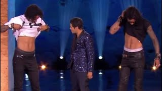 Larry & Laurent   Les Twins   Le Marrakech du Rire Performance!